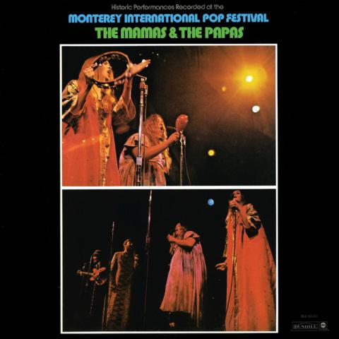 Historic Performances Recorded At The Monterey International Pop Festival (Live)