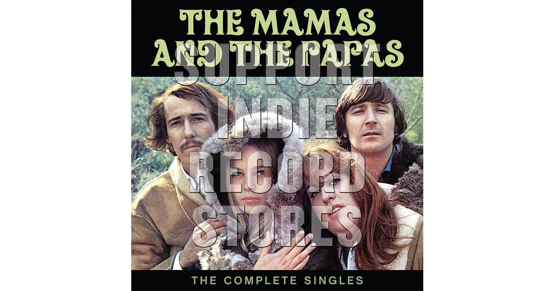 The Complete Singles Collection on 2-LP Green Vinyl is